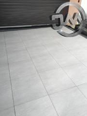 JM Concept - Pose de dalles sur plots