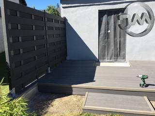 JM Concept - Réalisation d'une terrasse en bois